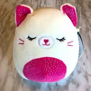 "NWT 5"" Carmen the Cat Squishmallow"